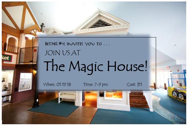 Bethel #4 Trip To The Magic House @ The Magic House   Kirkwood   Missouri   United States